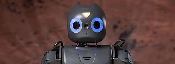 a socially engaging robot to interact with children